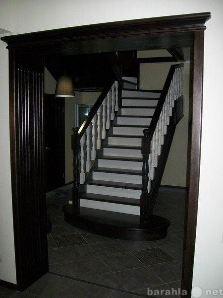 Предложение: Лестница интерьерная на заказ.