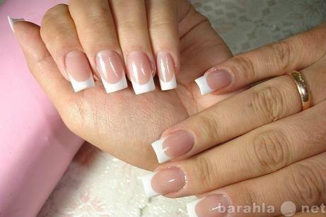 Предложение: наращивание и дизайн ногтей
