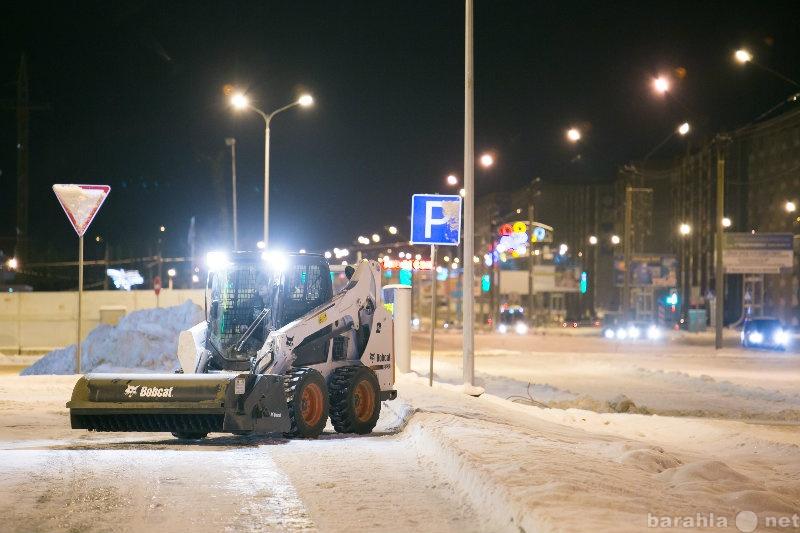 Предложение: Bobcat Уборка, вывоз снега в Череповце