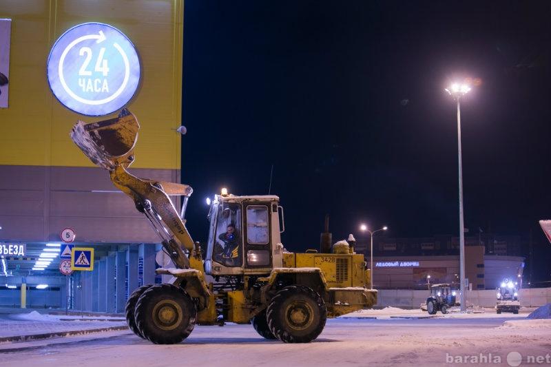 Предложение: Амкодор Уборка снега в Череповце