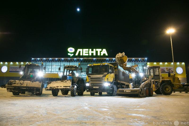 Предложение: Уборка и вывоз снега в Череповце