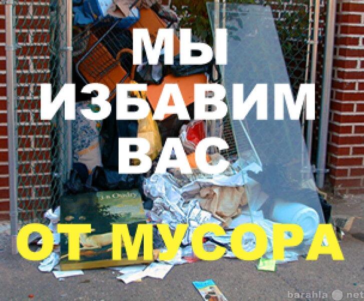 Предложение: Вывоз мусора и снега 8910-138-65-04
