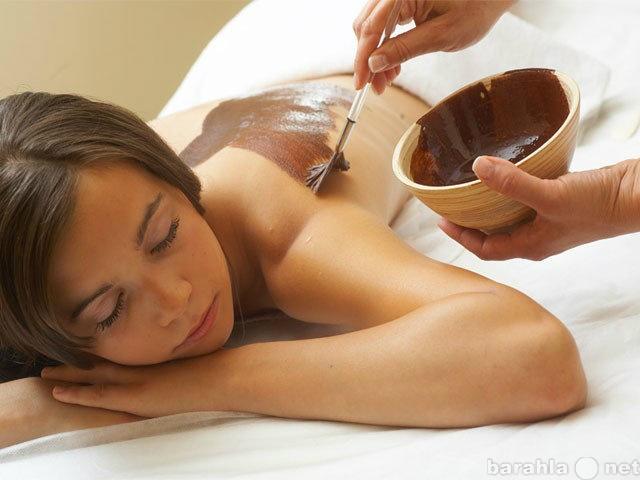 Предложение: шоколадное обёртывание