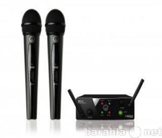 Предложение: Микрофоны AKG WMS40 PRO MINI2 VOCAL US45