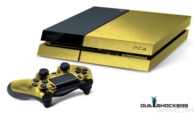 Предложение: Аренда/Прокат приставки Playstation 4 (P