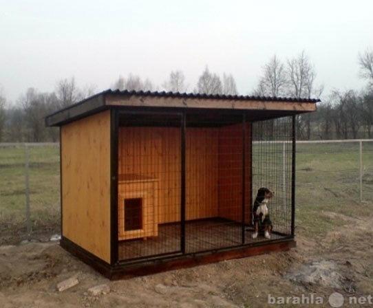 Предложение: Уличный вольер для собаки