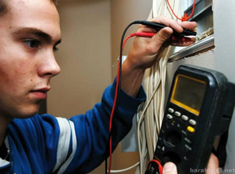 Предложение: Услуги электрика,электромонтаж, электрик