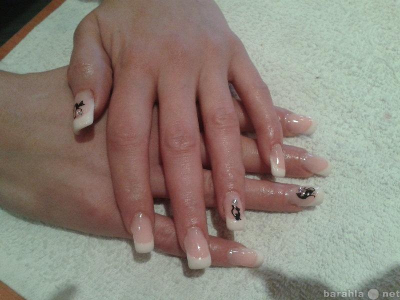 Прикольные рисунки на ногтях фото величие октябрьской