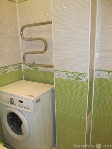Предложение: Установка стиральных машин