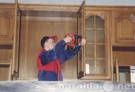 Предложение: Сборка мебели Шкафы Кухни Спальни