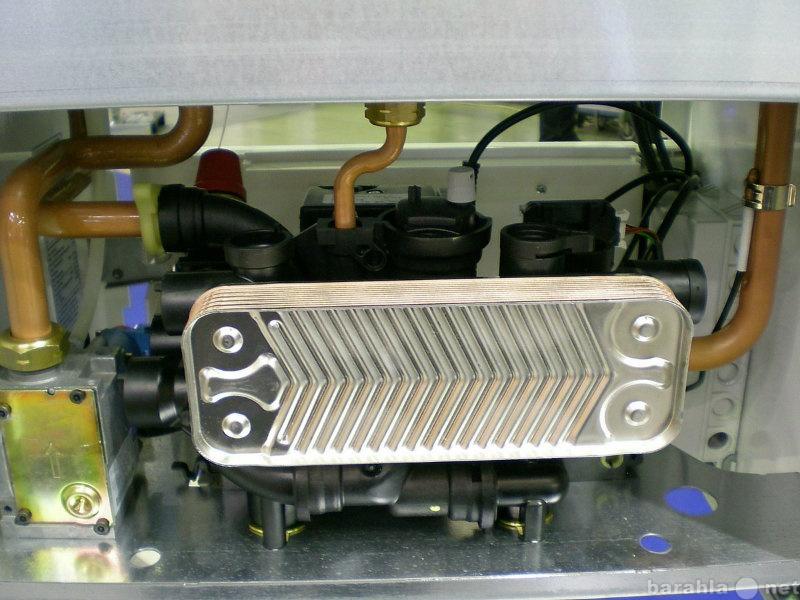 Предложение: Промывка вторичных теплообменников
