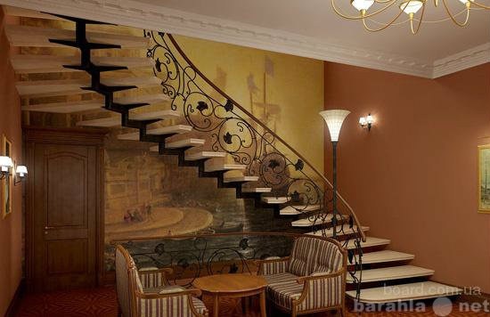 Предложение: Лестницы из металла