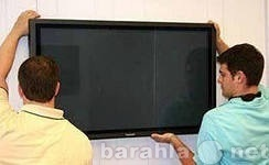 Предложение: Повесить телевизор на стену