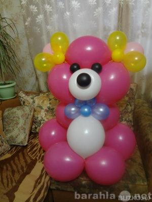 Предложение: Воздушные шары, оформление шарами