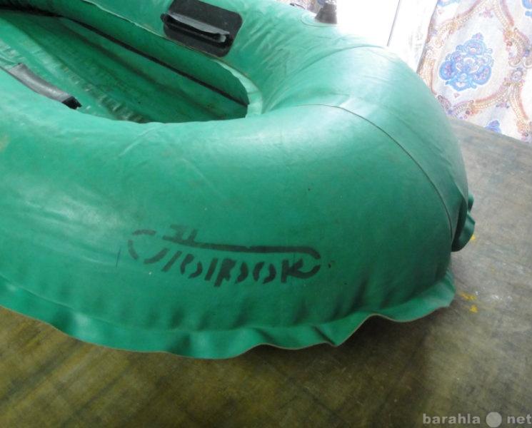Ремонт резиновой надувной лодки