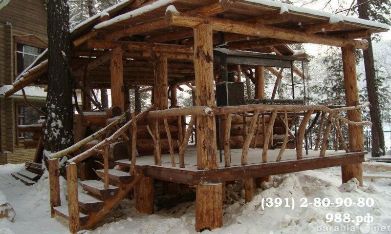 Предложение: Столярные работы в Красноярске