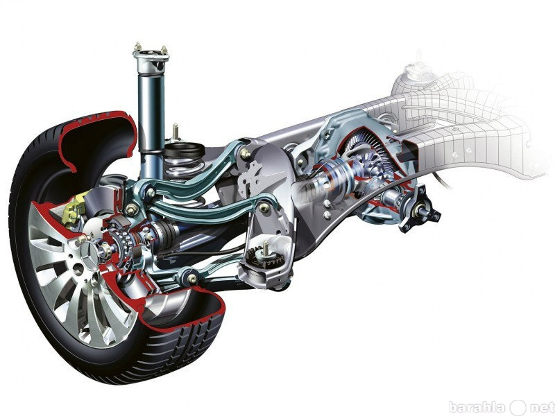 Предложение: Диагностика и ремонт ходовой части авто