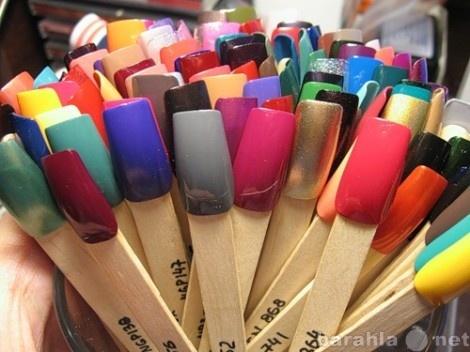 Краснодар материалы для наращивания ногтей