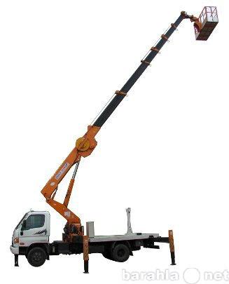 Предложение: Автовышки (мехрука) 15-30 метров