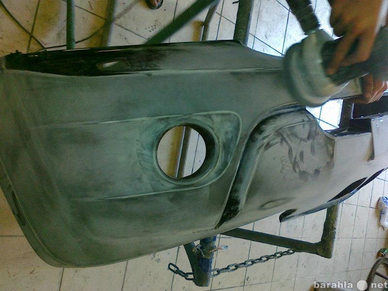 Предложение: Ремонт бампера, кузовной ремонт