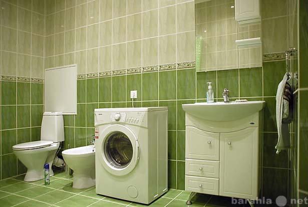 Предложение: подключение стиральных машин