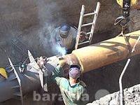Предложение: строительство теплотрасс, монтаж теплотр