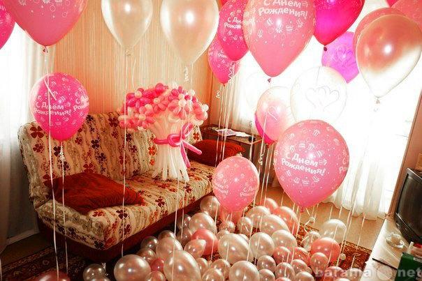Предложение: Воздушные шары на детский праздник