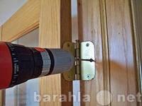 Предложение: установим ваши двери профессионально