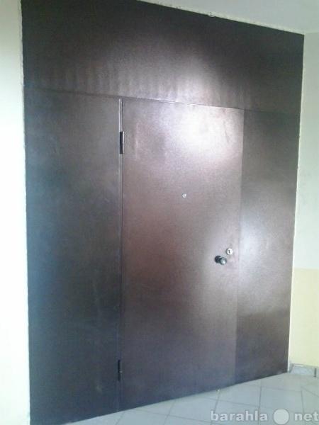 Предложение: Двери, перегородки металлические