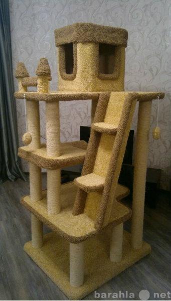 Предложение: Изготовление домиков для кошек на заказ