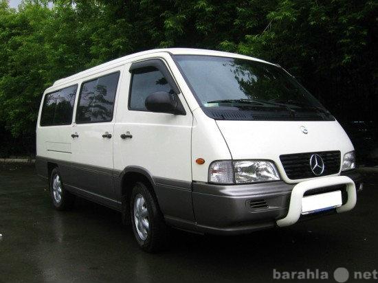 Предложение: Заказ микроавтобуса Истана 14 мест.