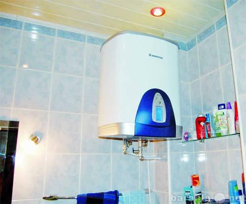 Предложение: Установка водонагревателя