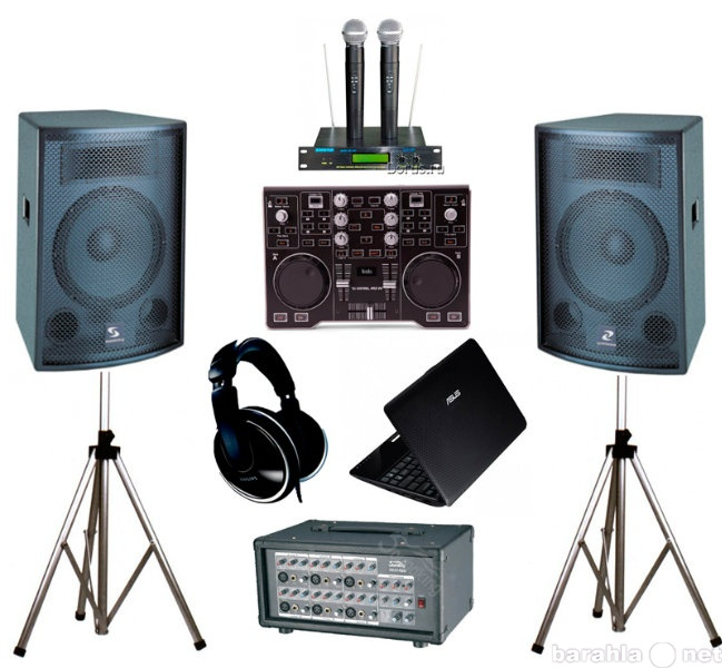 Предложение: Аренда звука