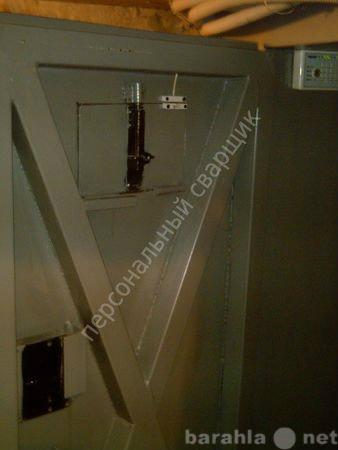 Предложение: двери металлические