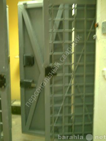 Предложение: оружейные комнаты (КХО) под ключ