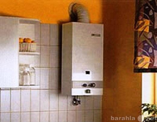 Предложение: Установка и подключение газовой колонки