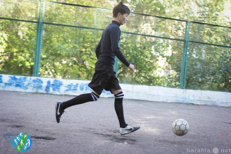 Предложение: Почему детям полезно ходить на Футбол?