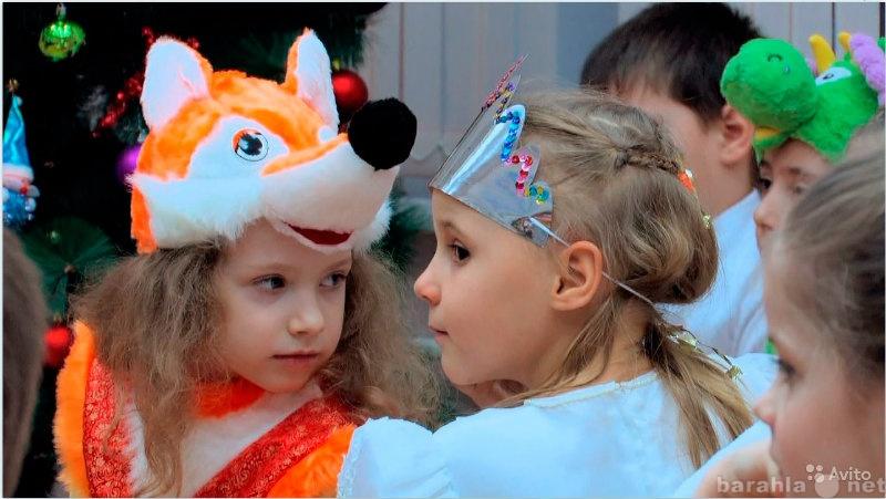 Предложение: Видеосъемка - фото детских мероприятий