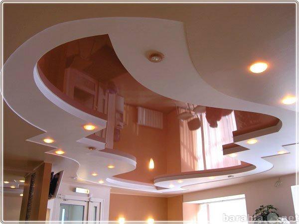 Предложение: Натяжные потолки от TopStyle