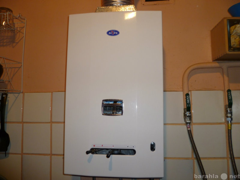 Предложение: ремонт газовых колонок плит