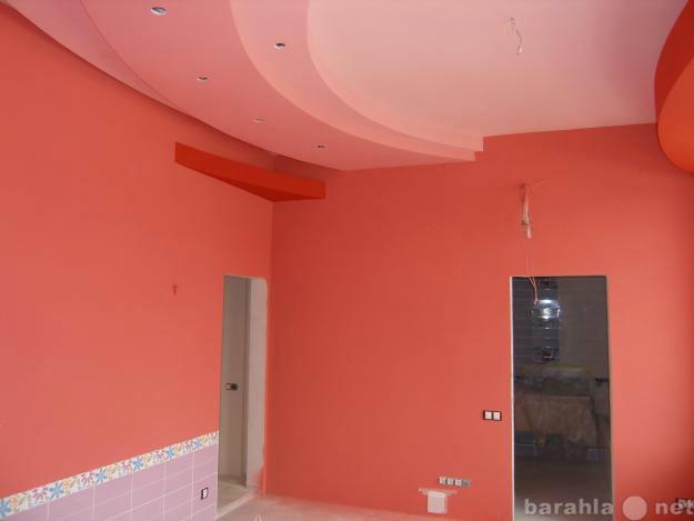 Предложение: Качественная покраска стен