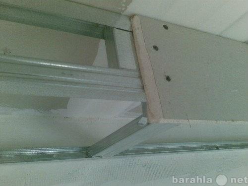 Предложение: Профессиональный монтаж потолка из гкл