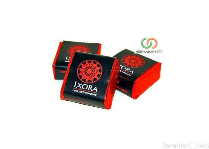 Предложение: Новогодние подарки - суфле с логотипом