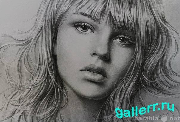 Предложение: Заказать портрет в Самаре
