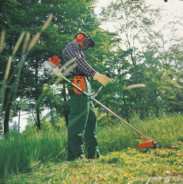 Предложение: скашивание травы,вырезка кустов,деревьев