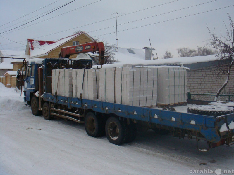Предложение: Доставка бетонных колец