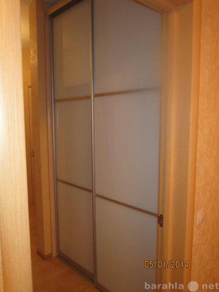 Предложение: Встроенный шкаф-купе