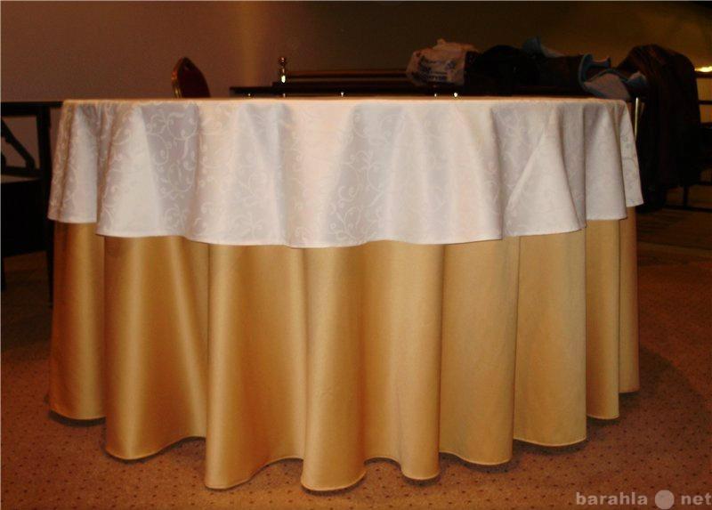Предложение: Скатерти.салфетки чехлы на стулья