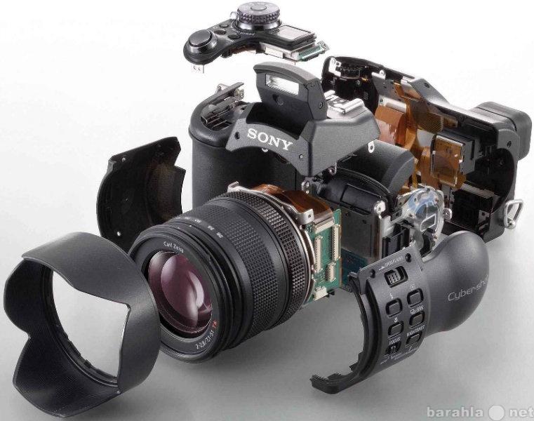 Предложение: Ремонт фото, объективов, телескопов...