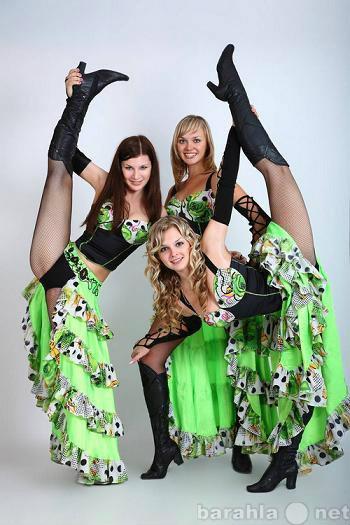 Предложение: Танцевальные номера в разных жанрах
